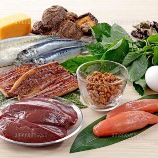 タンパク質だけでは×ビタミンの重要性